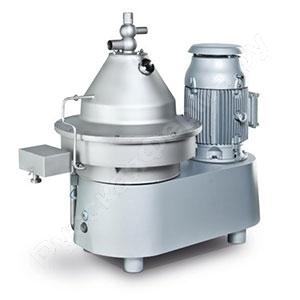 Промышленный сепаратор сливкоочиститель